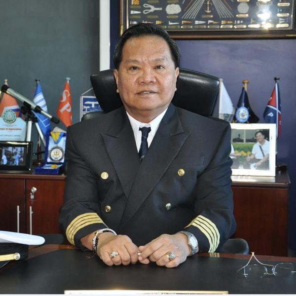 Capt. Leo Tenorio