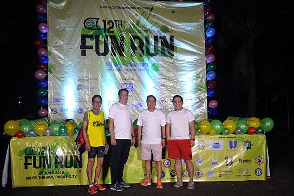 Fame Fun Run